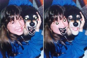 23 creepiest face swaps you have ever seen. Proof that photoshop can bring you nightmare