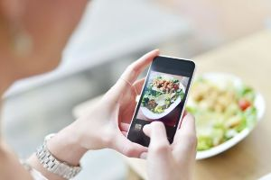 This Is Just What We Need Right Now! A Restaurant That Lets You Pay With Pictures..