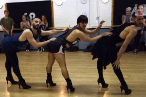 Watch These Guys In High Heels Flawlessly Dance To Beyoncé