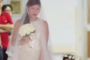 A Wedding That Will Move You. Who`s cutting onions around here?