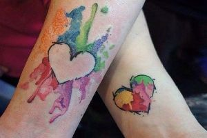 20 Creative Mother-Daughter Tattoos Showing Their Love Is Forever. #4 Is Just Brilliant, Wow.
