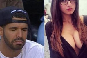 Drake Gets Rejected by Pornstar Mia Khalifa