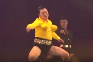 Korean artist Psy`s latest gender-bending dance performance is errr...you decide!