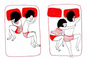These Heartwarming Illustrations Show True Love Is In The Small Things (25 pics)
