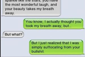 Now This Is How You Should Reply To A Text From Your Ex! Last one Is Pure Gold! (16 Pics)
