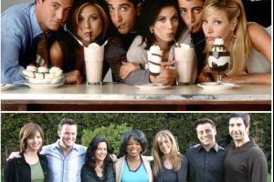 Old Cast Members Reunite and the Comparison of Then and now Pics Will Astound You (25 pics)