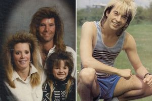 The 1980s Haircuts. Which style is your favourite? (17 pics)