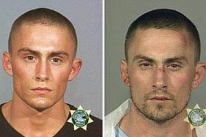What using meth has done for your life. I can barely recognise him in the last photo (4 pics)