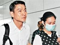Hong Kong Star Andy Lau Pays Respects to His Parents-in-law