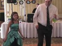 The Most Awesome Father Daughter Dance Ever