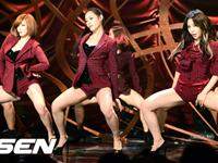 Kpop Secret Pelvic Dance