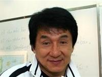Jackie Chan! wow that`s a lot of money you have sir