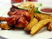 Your simple sunday recipe: What to cook for the family tonight? Baked Spicy Chicken