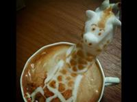 These amazing 3D creations on caffé lattes will blow your mind (16 pics)