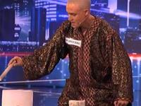 Monk Levitates And Blows Everybody Mind On America`s Got Talent!