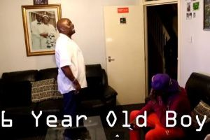 16 year-old teen pranks his African dad telling him he got a 14 year-old girl pregnant
