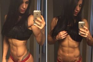 Killer Abs By Some Really Gorgeous Ladies... Hot or Not? (NSFW)