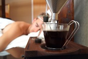 The Perfect Alarm Clock! Makes You Coffee While Waking You Up!