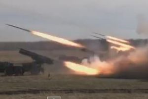 Scary Footage Captured Of Russia Test Launching Missiles. Whoa!