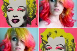 Hairstylist Creates Beautiful Styles Inspired By Famous Artwork