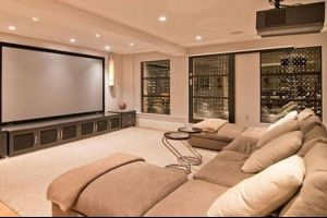 These Home Theatres Are So Awesome That Make You Envy. #4 Dream Home Threatre