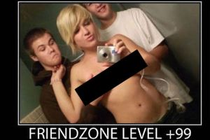 34 Guys Who Couldn`t Make It Out Of The Friendzone --`I got mother-zoned` got me die laughing!