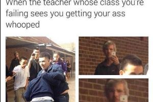These teachers just don`t care anymore! (17 Photos)