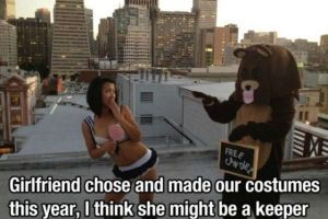 These girlfriends are absolute wife material (25 Photos)