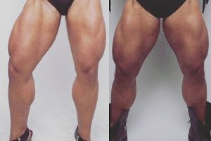 Meet Kortney Olson, the woman with the world`s deadliest thighs