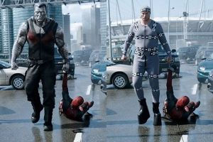 Awesome photos of behind the scenes of `Deadpool` with these VFX (11 Photos)