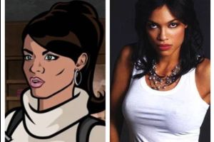 The 10 Best Actors and Actresses That Suited for a Live Action `Archer` Movie.