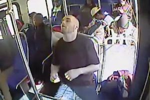 Police officers delivering a life saving dose of Narcan to a junkie after he overdoses on heroin on a public bus!