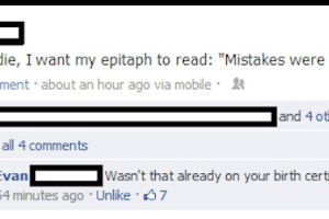 18 Responses to Facebook Posts That Were Absolutely Perfect