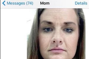 Snapchat Filter That Makes You Look Older Completely Freaks Out Mom