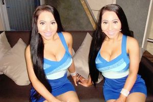 These Twin Sisters Share More Than Just Looks. They Share a Boyfriend, Too! (11 pics)
