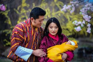 Birth Of New Prince In Bhutan Is Celebrated By Planting 108,000 Trees