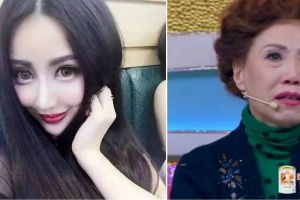 Chinese Daughter Spends $120,000 on Plastic Surgery, Mom Threatens to Disown Her on TV