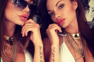These Are The World`s Hottest Sets Of Twins, Triplets And Quadruplets (15 pics)