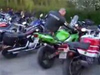 Dumb Guy Ruins Motorcycle