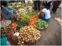 Amazing photos of Viet market