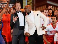 Mike Tyson Steals the Show in Tony Awards Opening Number