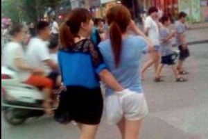 Funny pictures `Only In Asia` (25 pics)
