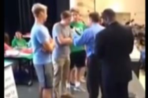 Legend Drops `F*ck Her Right In The P*ssy` At A High School Assembly