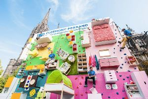 Literally Climb into Bed with IKEA Climbing Wall
