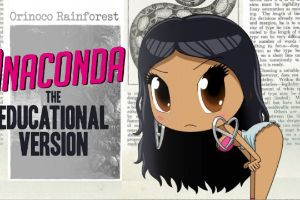 This is so creative! CollegeHumour has turned Nicki Minaj`s Anaconda into an educational version and it`s awesome