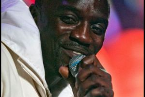 Akon Still Continues His Concert in Africa Despite Ebola Virus Breakout