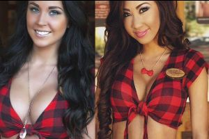 Racy `Breastaurant` - Fastest-Growing In US. Has Anyone Tried This Before? (pics)