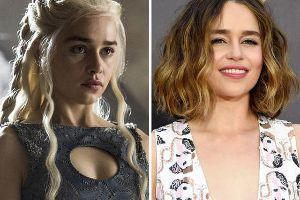 `Game Of Thrones` Actors/Actresses Looks In Movie VS. Real Life (23 pics)