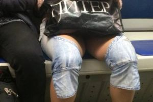 The Worst Walmart and Subway Fashion Disasters You Have To See To Believe (34 pics)