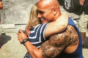 The Rock Continues To Prove He Is Awesome By His Latest Act of Kindness (3 pics)